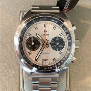 325c390f7 Zodiac Accessories   Grand Rally Swiss Chronograph Watch   Poshmark